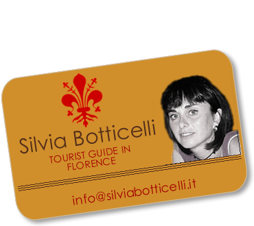 Silvia Botticelli Tourist Guide in Florence